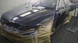 verniciatura automobili