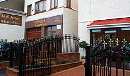 D G Attwell office