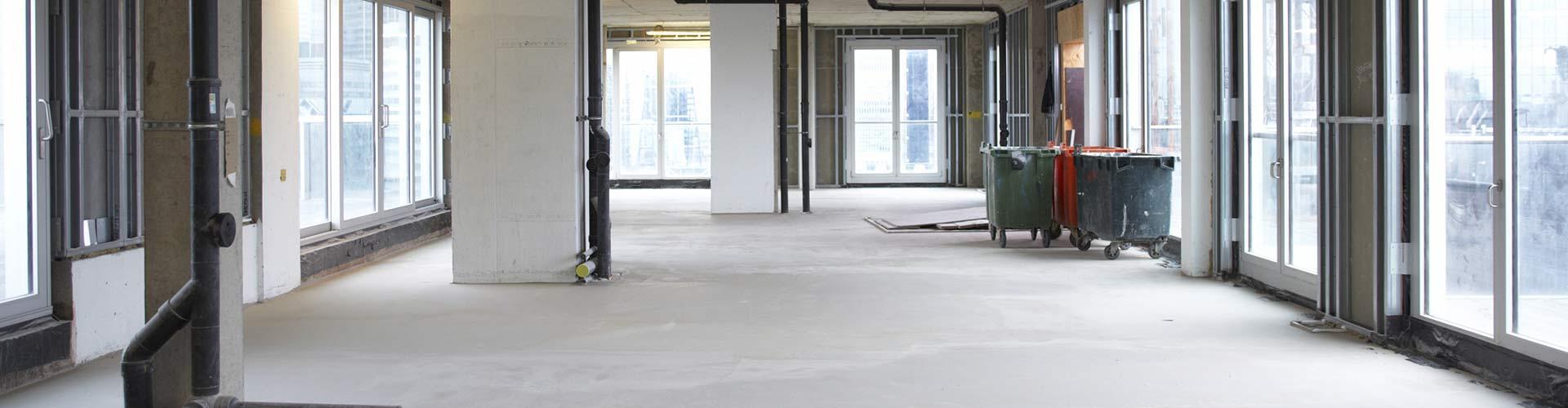 concrete-in-building