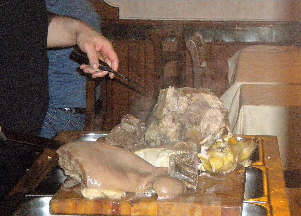cottura carne alla griglia