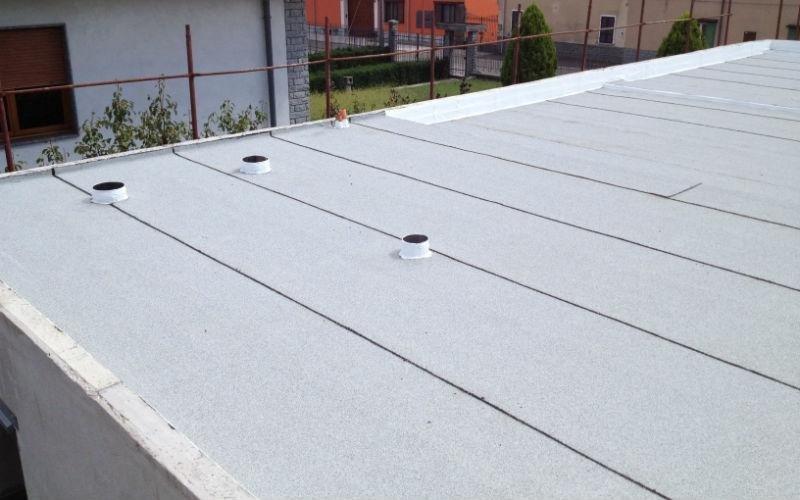 sistemazione tetto