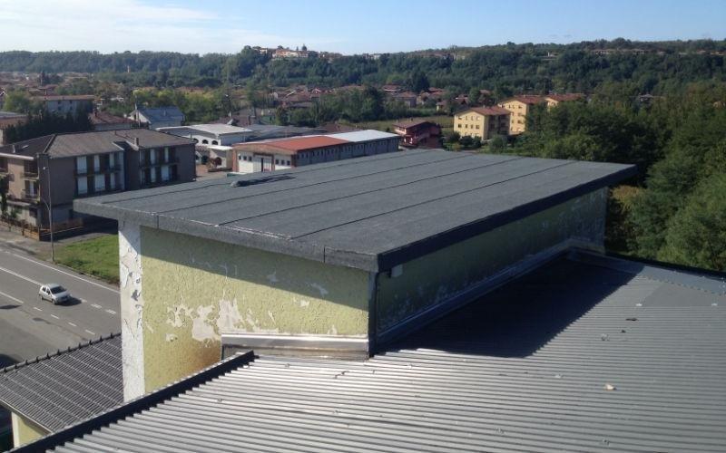 intervento tetto