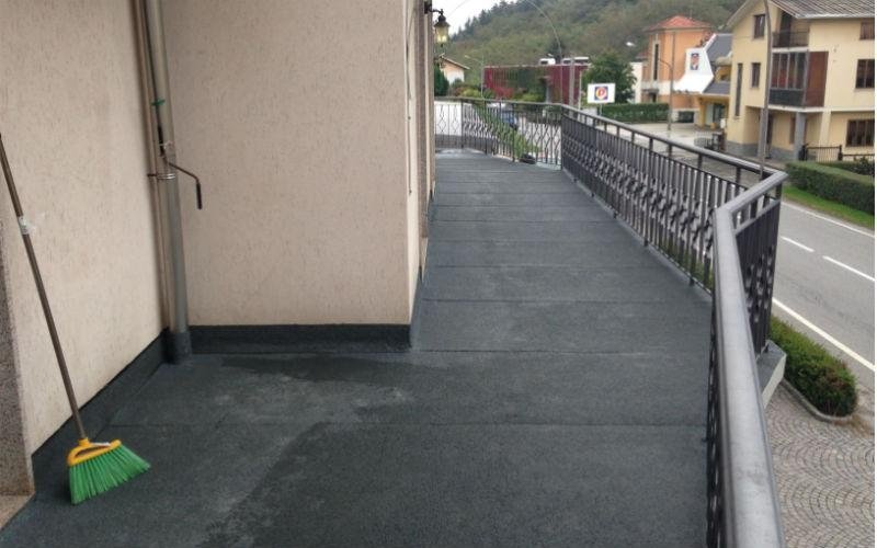rivestimento impermeabile balcone