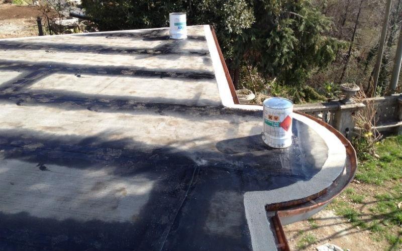impermeabilizzare terrazzo