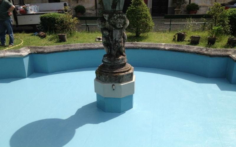 impermeabilizzazione piscina privata