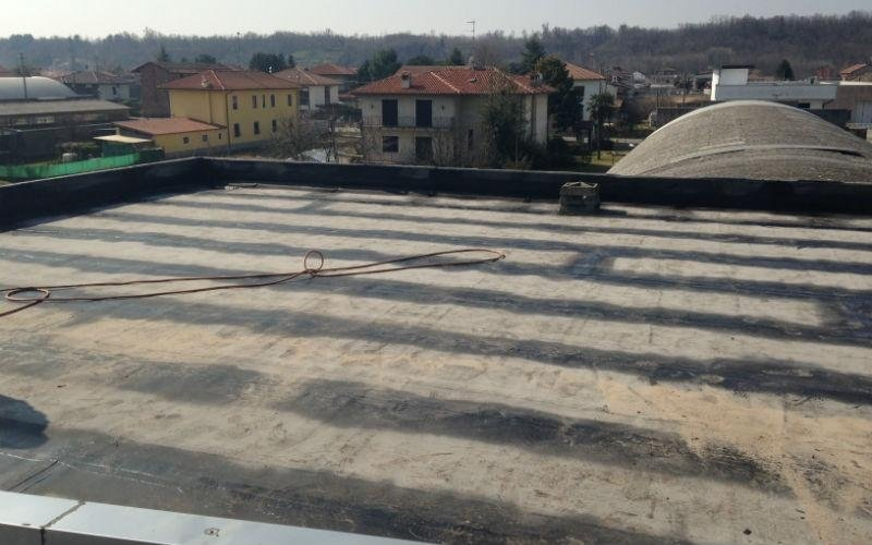 copertura tetto azienda