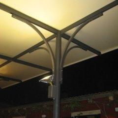 struttura ferro battuto