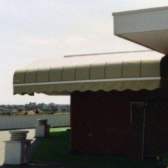 installazione tende esterno