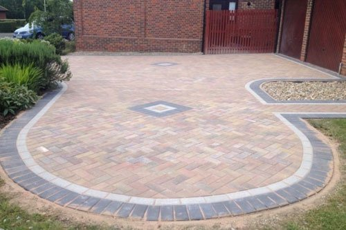 Patio and paving installation by Creative Drives Ltd