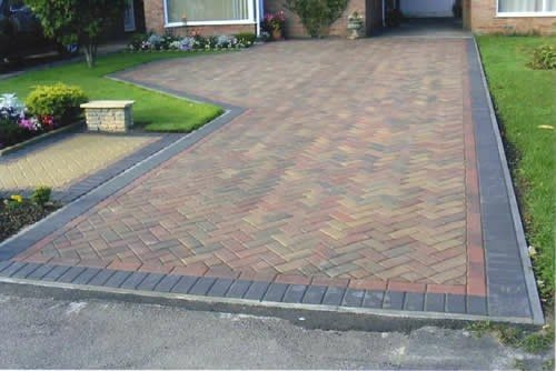 Driveway installation by Creative Drives Ltd