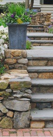Brickwork, Walls & Steps