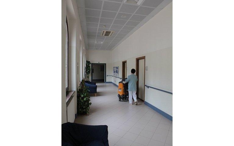 servizio di pulizia strutture