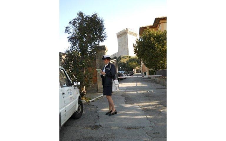 servizio di controllo parcheggi