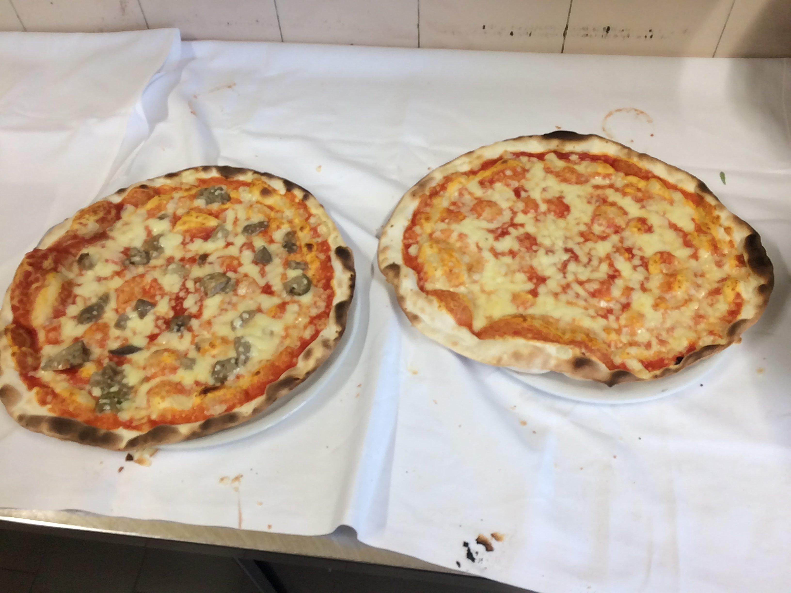 pizzeria forno a legna formigine