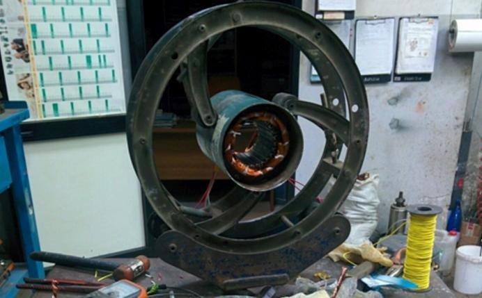 riparazioni macchinari meccanici
