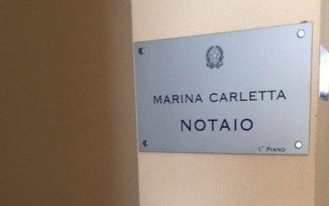 NOTAIO CARLETTA MARINA