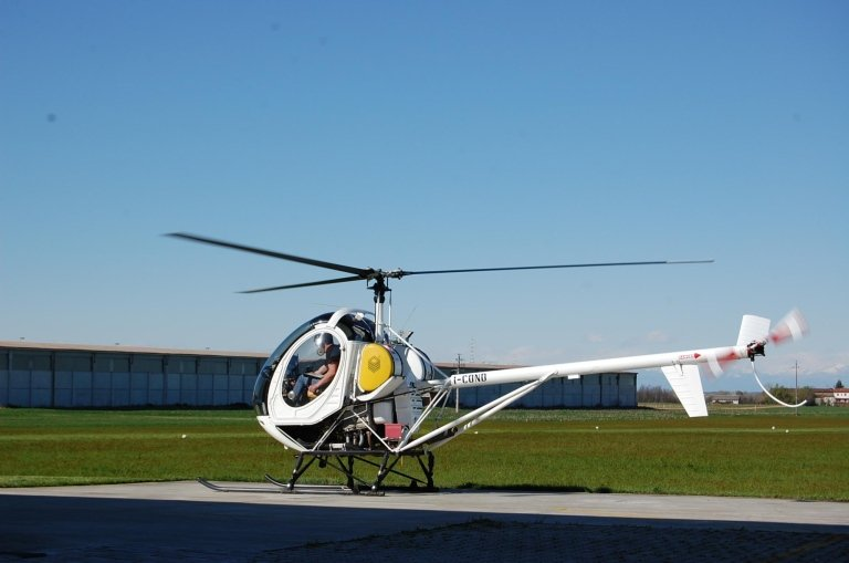 helicopter flight school