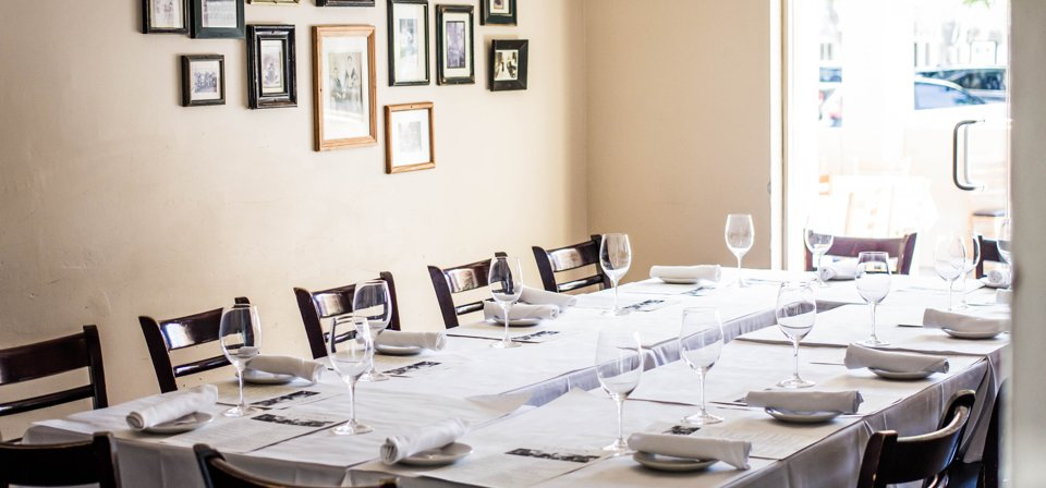 semi private dining rooms in scottsdale