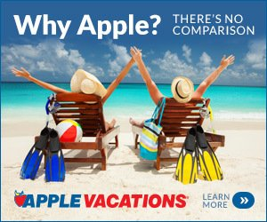 Apple Vacations WinterSun on Sale