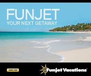 FunJet Vacations Family Fun Sale