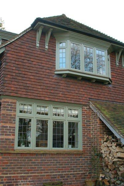 domestic building windows