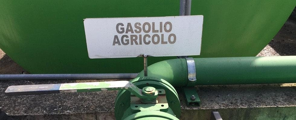 Gasolio agricolo casentino