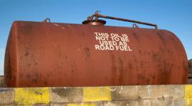 commercio di prodotti petroliferi