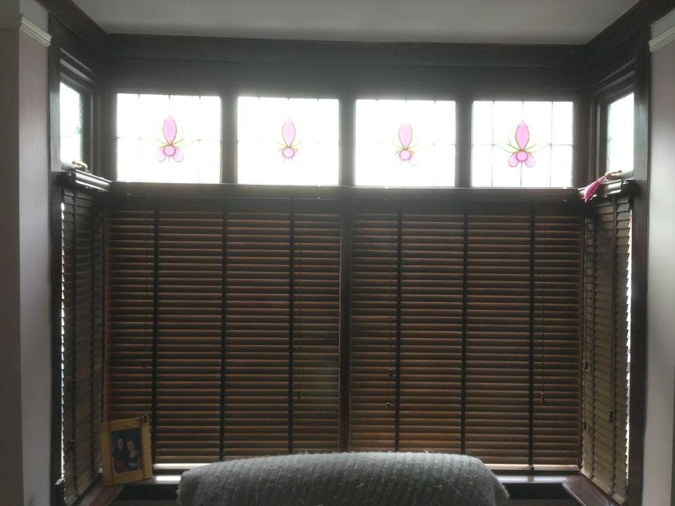 uniquely styled blinds