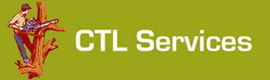 CTL Services Complete Tree Lopping Logo Image