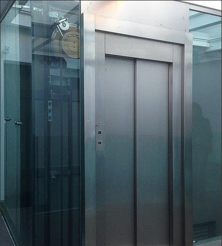 Ammodernamento ascensori riccione rimini lifteam for Scala a chiocciola della cabina