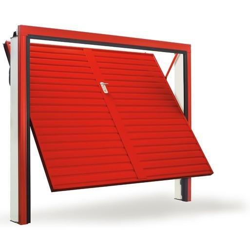 porta basculante ideal