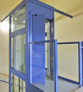 elevatore interno