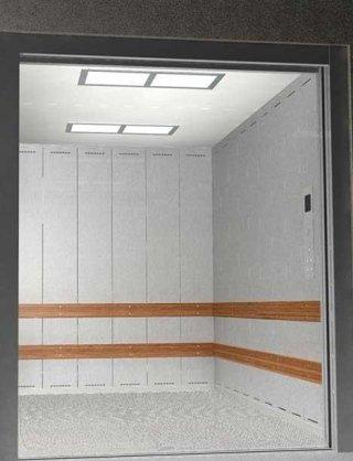 cabina montacarichi standard