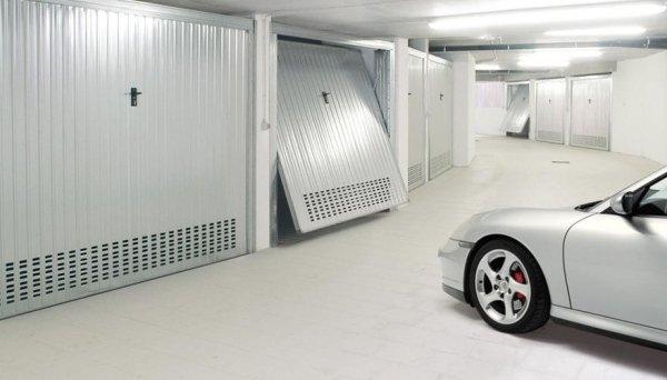 porta basculante zink GT
