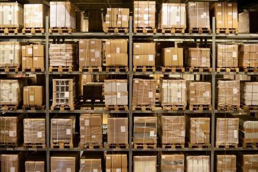 deposito e imballaggio mobili