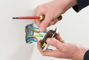 Light maintenance and installation - Bromley, Greater London - Power Point Electrical Ltd - Socket
