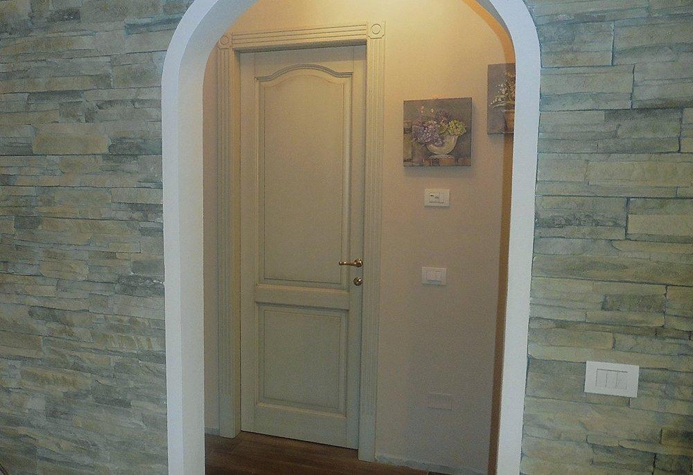 porta camera da letto in stile classico