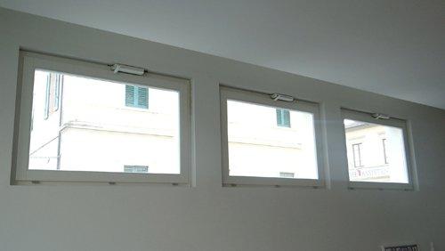 infissi esterni in vetro
