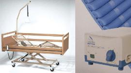 Letti ortopedici e materassi antidecubito