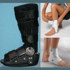 Tutori per caviglie