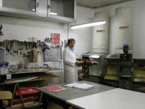 Laboratorio plantari su misura