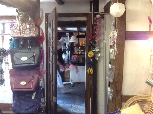 Beautiful hand-made accessory shop in Henfield, BN