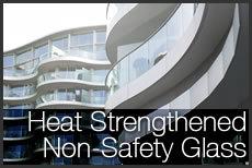 加热强化非安全玻璃