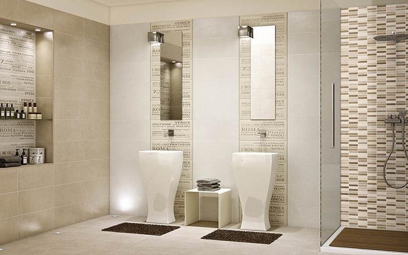 Rivestimenti per il bagno latina lt edilpavimenti - Arredo bagno latina ...