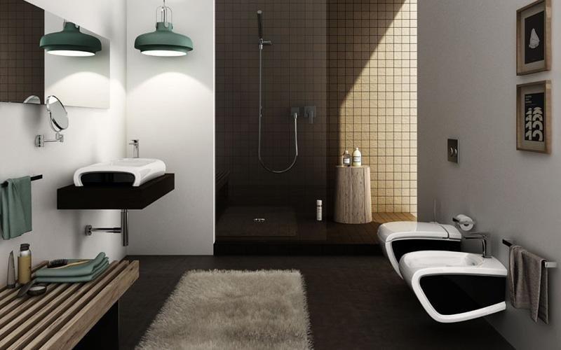 Arredamento per il bagno latina lt edilpavimenti for Arredo bagno latina