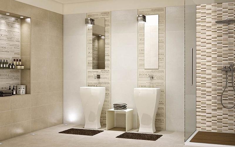 Design rivestimenti bagno