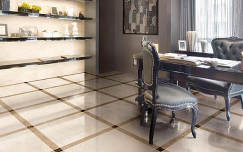 Pavimenti effetto marmo a Latina
