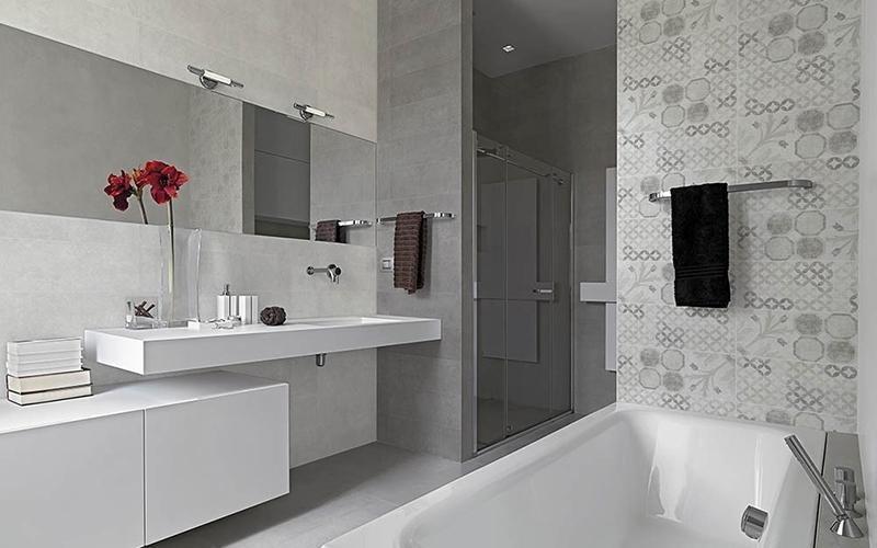Rivestimento moderno bagni