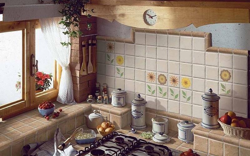Rivestimenti cucina Edilpavimenti a Latina