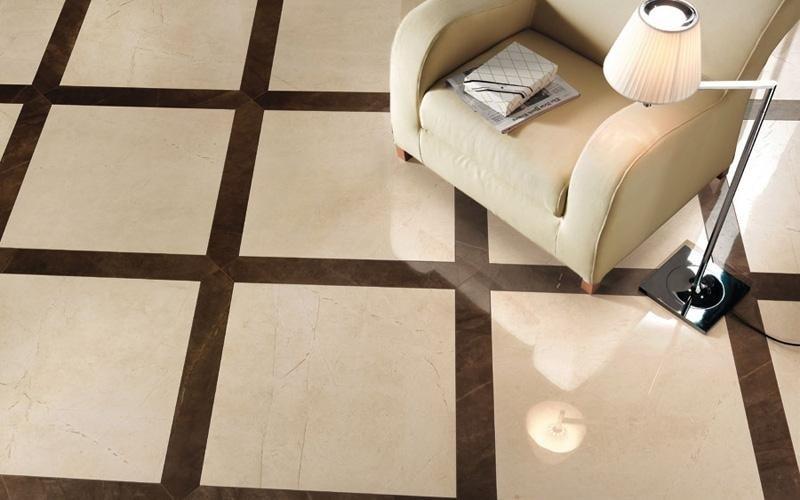 Pavimenti effetto marmo Latina